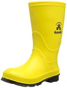 Kamik Stomp Rain Boot - Yellow