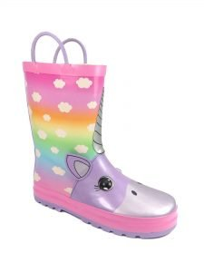 Wonder Nation Unicorn Rainboot