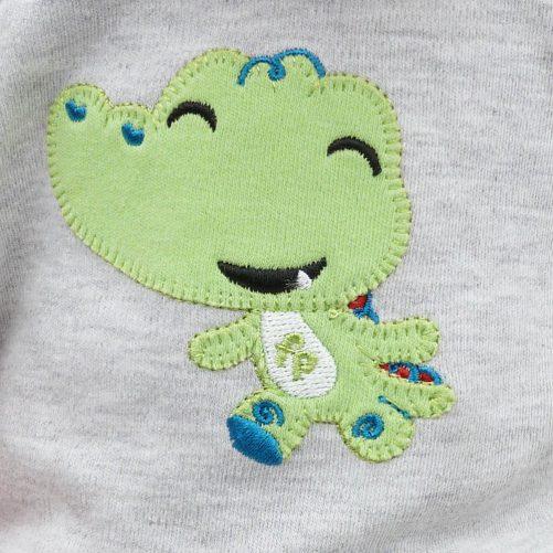 "24"" Beautiful Simulation Baby Girl in Frog Dress"