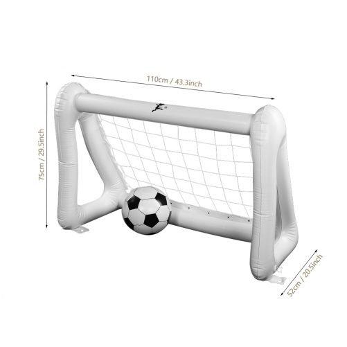 Children Indoor Outdoor Inflatable Soccer Game Toys Set