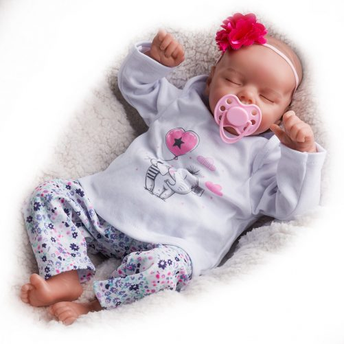 17 Inches Real Lifelike Journey Reborn Baby Doll