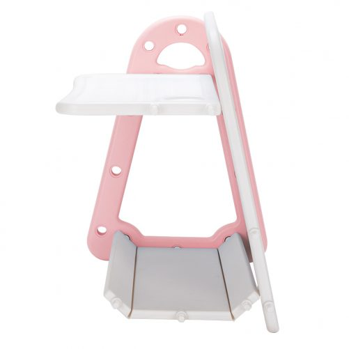 Plastic Children's Table and Chair Drawing Board Set