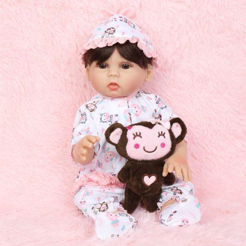 18 Inches Baby Monkey Costume