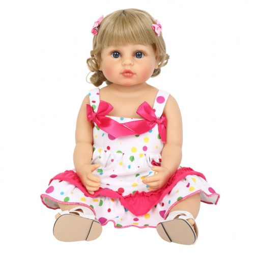 22 Inches Cute Polka Dot Skirt