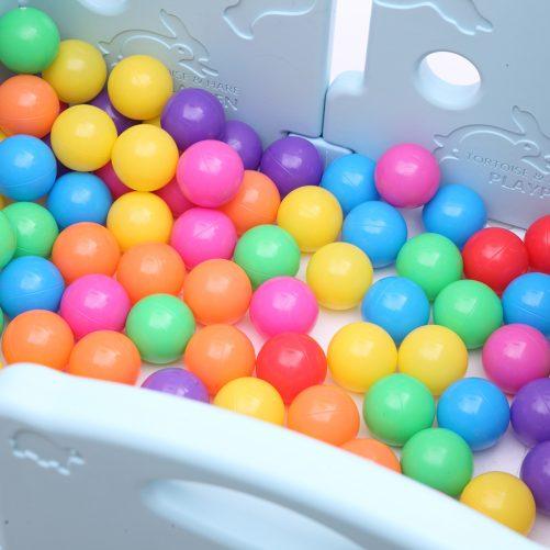 Fun Soft Plastic Ocean Ball, Colorful
