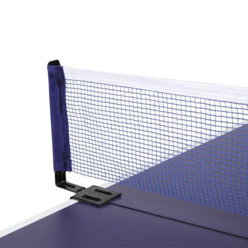 Tennis Table Purple Blue