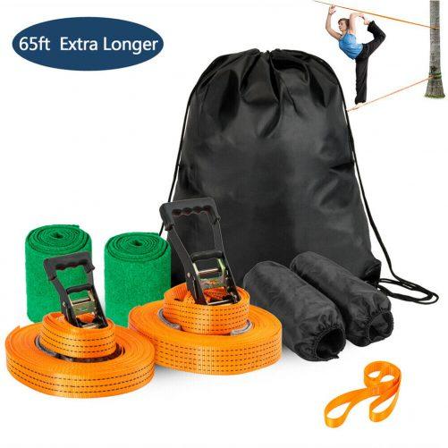 Arm Trainer Line Warrior Training Equipment Slackline Kit