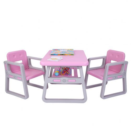 Kids Table and Chairs Set